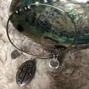 Alex & Ani Key to Life bracelet